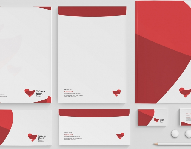 Case de Branding Juliana Gentil