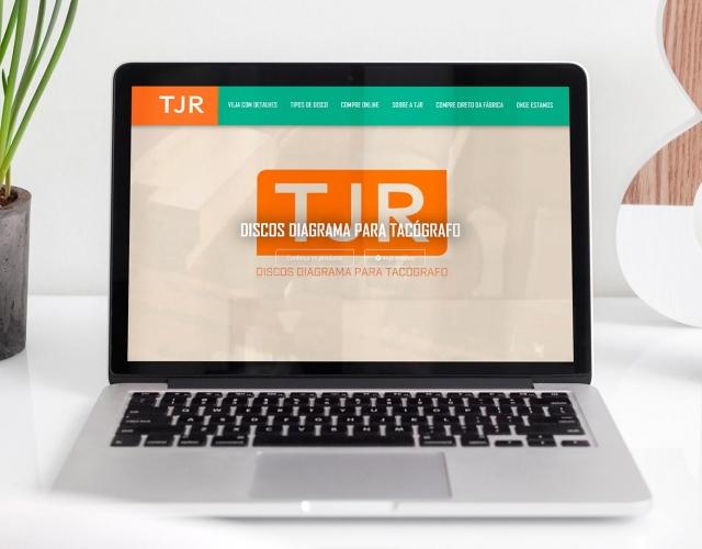Case de Website TJR - LP