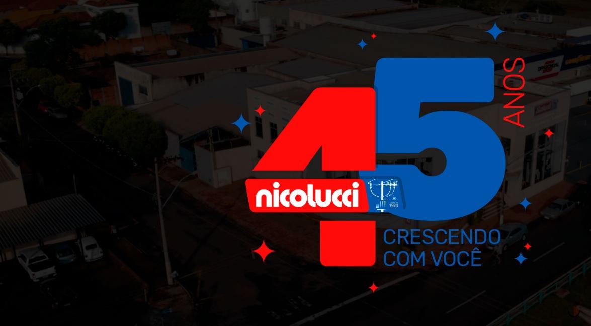 Campanha Nicolucci 45 Anos