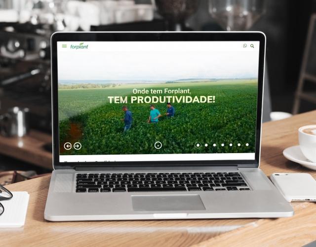 Marketing Digital da Forplant