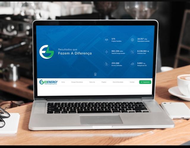 Marketing Digital da ESENERGY