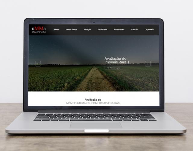 Marketing Digital da UMMA Engenharia