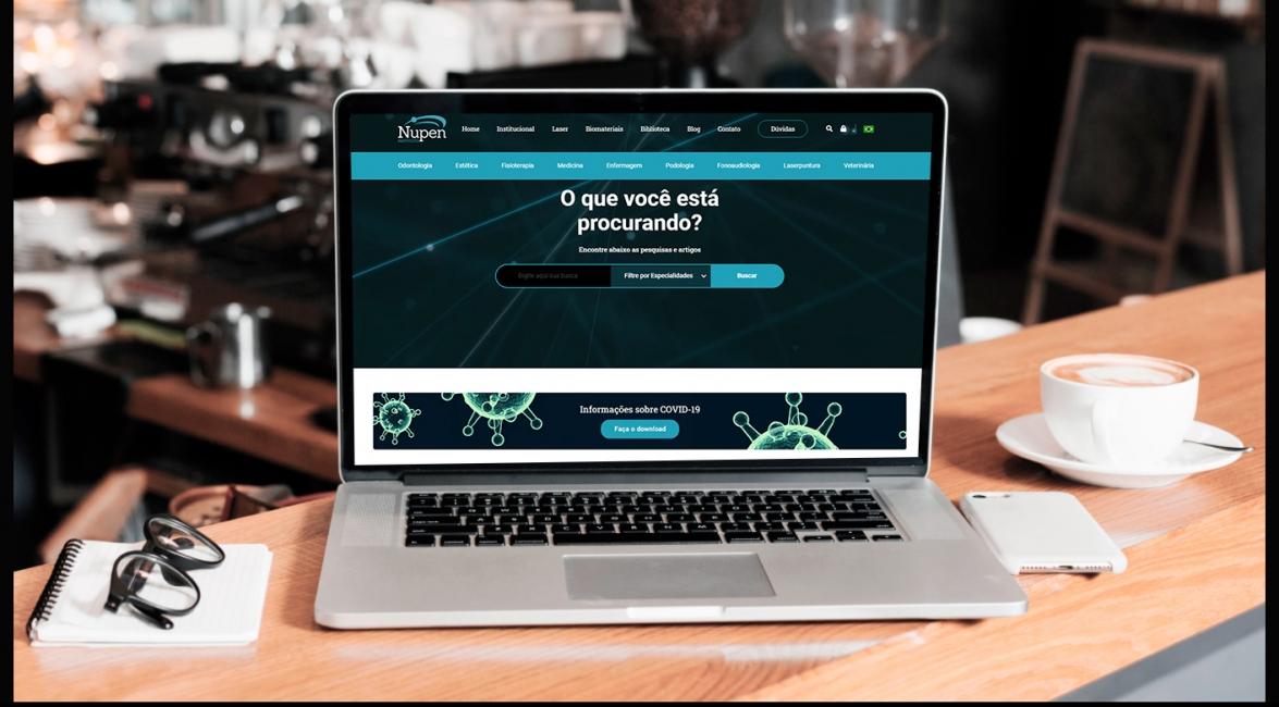 Marketing Digital do Instituto Nupen