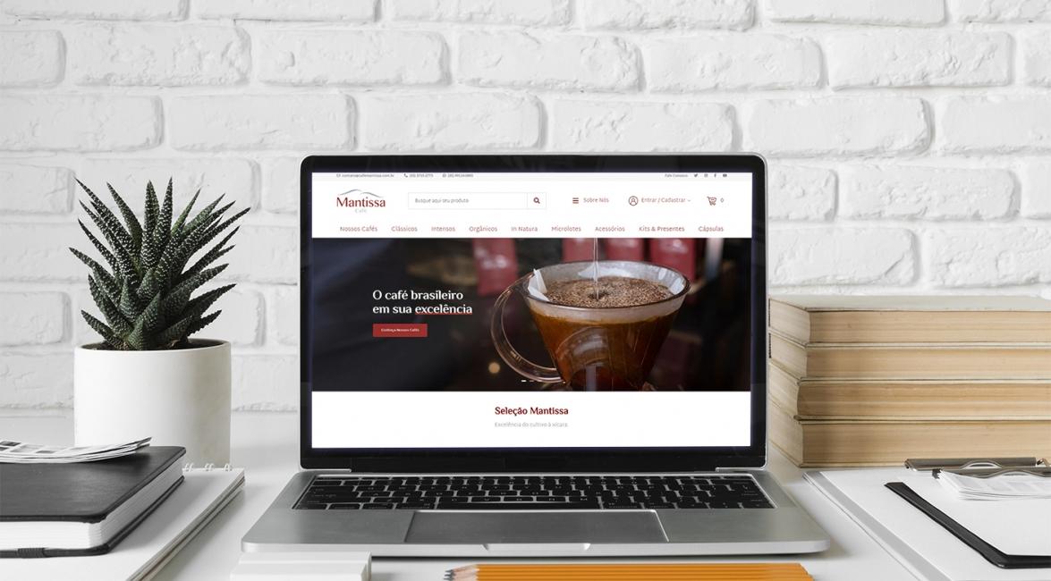 Marketing Digital Café Mantissa