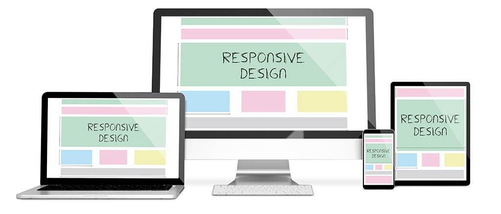 Criação de Website Responsivo